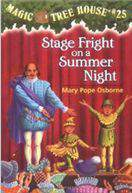 Stage Fright on a Summer Night Magic Tree House #25