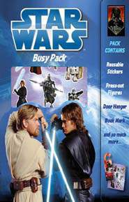 Star Wars Busy Pack with stickers -
