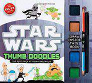 Star Wars Thumb Doodles The Epic Saga at Your FingertipsKlutz