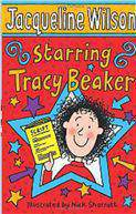 Starring Tracy Beaker Brand New Novel