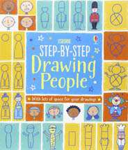 Step-by-Step Drawing People (Step-by-Step Drawing Book)