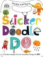 Sticker Doodle DoSticker Doodle Books
