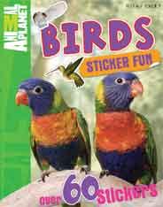 Sticker Fun: Birds