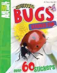 Sticker Fun: Bugs
