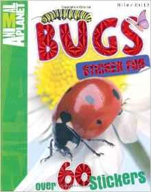 Sticker Fun Bugs Animal Planet Sticker Fun