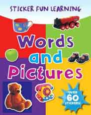 Sticker Fun Learning Words And Pictures