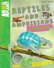 Sticker Fun: Reptiles