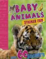 Sticker Fun:Baby Animals