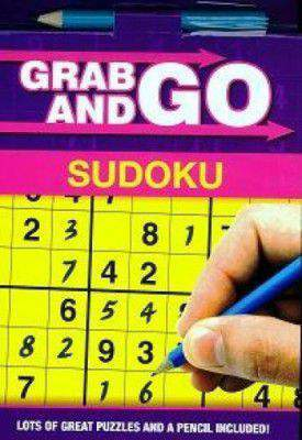 Sudoku Puzzles Grab And Go