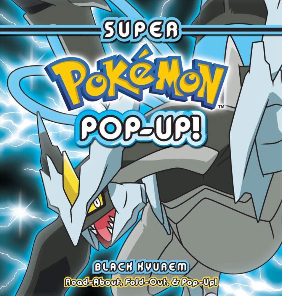 Super Pokemon PopUp: Black Kyurem