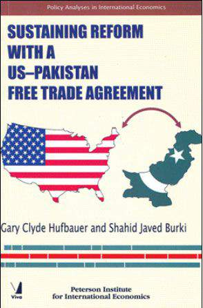 Sustaining Reform with a USPakistan Free Trade Agreement