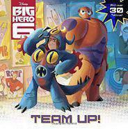 Team Up Disney Big Hero 6