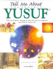 Tell Me About The Prophet Yusuf Religion & Spirituality Book NEW