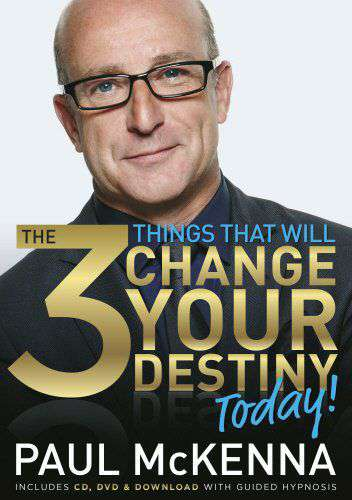The 3 Things That Will Change Your Destiny Today