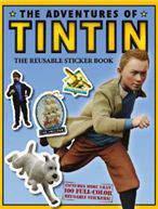 The Adventures of Tintin The Reusable iker Book Movie TieIn