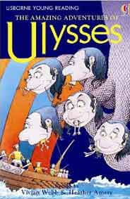 The Amazing Adventures of Ulysses Usborne Young Reading: Series Two