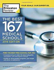 The Best 167 Medical School 2016