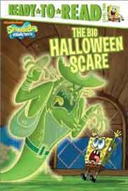 The Big Halloween Scare ReadyToRead Spongebob Squarepants  Level 2