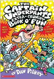The Captain Underpants Extra Crunchy Book Fun