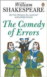 The Comedy of Errors Penguin Shakespeare -