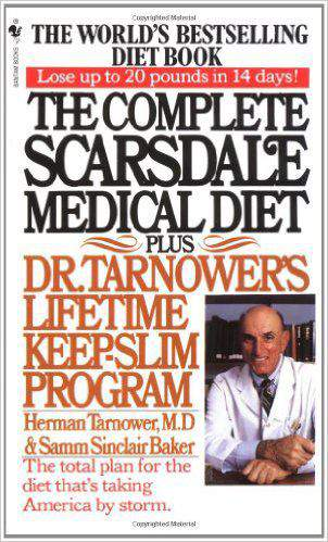 The Complete Scars  dale Medical Diet: Plus Dr. Turnower's Lifetime Keep-Slim Program