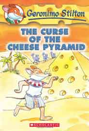 The Curse of the Cheese Pyramid Geronimo -