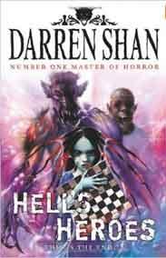 The Demonata Book 10 Hells Heroes -