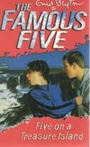 The Famous Five 1 Five On A Treasure Island