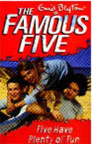 The Famous Five  14 Five Have Plenty of Fun
