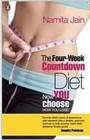 The Four Week Countdown Diet Now You Choose How You Lose