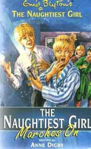 The Naughtiest Girl  10 The Naughtiest Girl Marches On