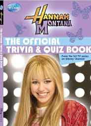 The Official Trivia & Quiz Book (Hannah Montana)
