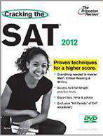 The Princeton Review Cracking the SAT With DVD Princeton Review: Cracking the SAT w/DVD