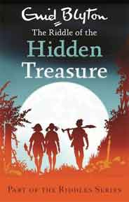 The Riddle of the Hidden Treasure Enid Blyton Riddles