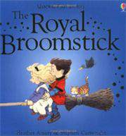 The Royal Broomstick Usborne first stories