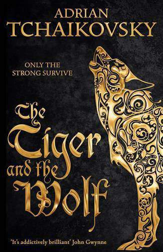 The Tiger and the Wolf Echoes of the Fall Book One