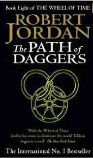 The Wheel Of Time 8 The Path Of Daggers