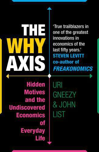 The Why Axis Hidden Motives and the Undiscovered Economics of Everyday Life