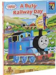 Thomas And Friends A Busy Rlway Day -