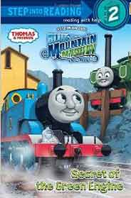 Thomas & Friends: Secret of the Green Engine (Step Into Reading - Thomas and Friends (Quality))