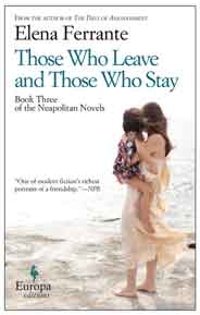 Those Who Leave and Those Who Stay Neapolitan Novels