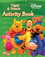 Tigger & Friends Activity Book