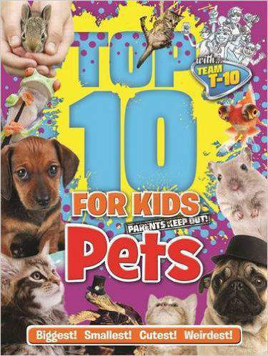 Top 10 for Kids Pets