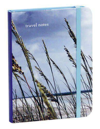 Travel Themed Mini Notebook