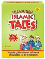 Treasured Islamic Tales 6 Books Inside
