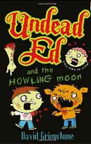 Undead Ed and the Howling Moon -
