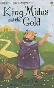 Usborne First Reading Level 1 King Midas And The Gold