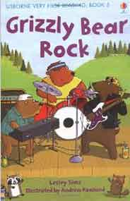 Usborne Very First Reading  5 Grizzly Bear Rock