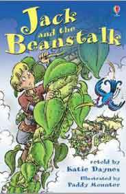 Usborne Young Reading Series 1: Jack and the Beanstalk
