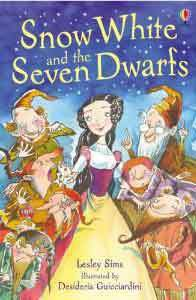 Usborne Young Reading Series 1 Snow White And The Seven Dwarfs